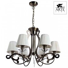 Подвесная люстра Arte Lamp A9531LM-6AB Lizzy