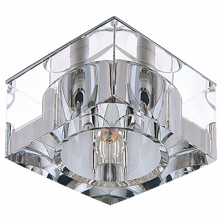 Встраиваемый светильник Lightstar Qube 004050