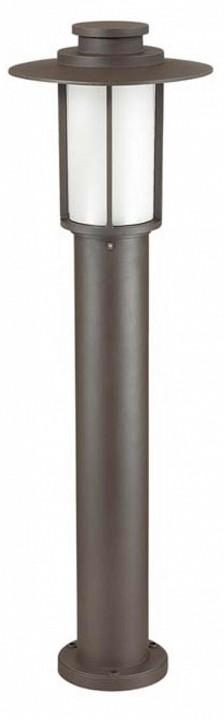 Наземный низкий светильник Odeon Light Mito 4047/1F odeon light 4047 1w odl18 709 матовое кофе опал уличный настенный светильник ip54 e27 18w 220v mito