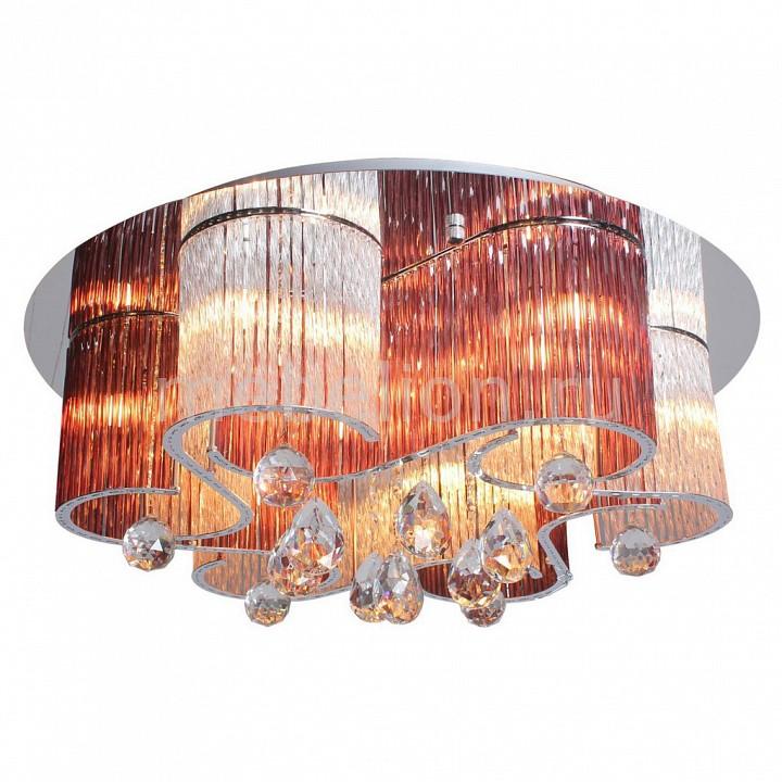 Накладной светильник Arte Lamp Ondata A8562PL-15MG накладной светильник arte lamp ondata a8562pl 15cl