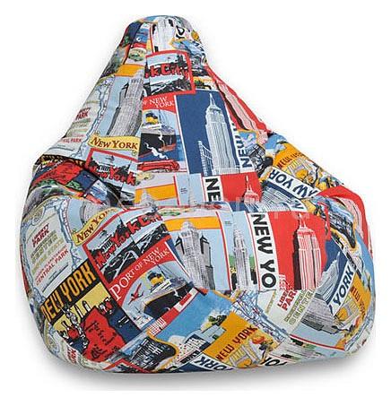 Кресло-мешок Dreambag New York III dreambag кресло мешок new york iii ø110 см yw1r7kl