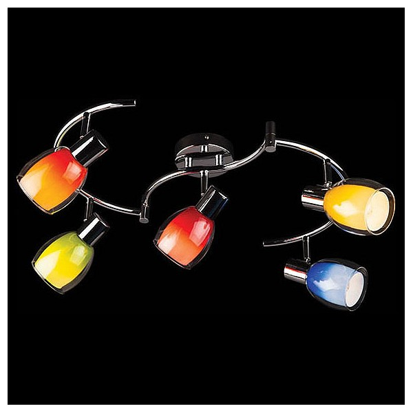 Спот Eurosvet2606/5 хромАртикул - EV_62765, Бренд - Eurosvet (Китай), Серия - 2606, Гарантия, месяцы - 24, Рекомендуемые помещения - Гостиная, Кабинет, Прихожая, Спальня, Выступ, мм - 190, Диаметр, мм - 320, Цвет плафонов и подвесок - голубой, жёлтый, зелёный, красный, неокрашенный, оранжевый, Цвет арматуры - хром, Тип поверхности плафонов и подвесок - матовый, прозрачный, Тип поверхности арматуры - глянцевый, Материал плафонов и подвесок - стекло, Материал арматуры - металл, Лампы - компактная люминесцентная [КЛЛ] ИЛИнакаливания ИЛИсветодиодная [LED], цоколь E14; 220 В; 40 Вт, , Класс электробезопасности - I, Общая мощность, Вт - 200, Лампы в комплекте - отсутствуют, Общее кол-во ламп - 5, Количество плафонов - 5, Возможность подключения диммера - можно, если установить лампу накаливания, Степень пылевлагозащиты, IP - 20, Диапазон рабочих температур - комнатная температура, Масса, кг - 2.20, Дополнительные параметры - способ крепления к потолку и стене - на монтажной пластине, поворотный светильник<br><br>Артикул: EV_62765<br>Бренд: Eurosvet (Китай)<br>Серия: 2606<br>Гарантия, месяцы: 24<br>Рекомендуемые помещения: Гостиная, Кабинет, Прихожая, Спальня<br>Выступ, мм: 190<br>Диаметр, мм: 320<br>Цвет плафонов и подвесок: голубой, жёлтый, зелёный, красный, неокрашенный, оранжевый<br>Цвет арматуры: хром<br>Тип поверхности плафонов и подвесок: матовый, прозрачный<br>Тип поверхности арматуры: глянцевый<br>Материал плафонов и подвесок: стекло<br>Материал арматуры: металл<br>Лампы: компактная люминесцентная [КЛЛ] ИЛИ&lt;br&gt;накаливания ИЛИ&lt;br&gt;светодиодная [LED],цоколь E14; 220 В; 40 Вт,<br>Класс электробезопасности: I<br>Общая мощность, Вт: 200<br>Лампы в комплекте: отсутствуют<br>Общее кол-во ламп: 5<br>Количество плафонов: 5<br>Возможность подключения диммера: можно, если установить лампу накаливания<br>Степень пылевлагозащиты, IP: 20<br>Диапазон рабочих температур: комнатная температура<br>Масса, кг: 2.20<br>Дополнительные параметры: способ крепления к потолку и 