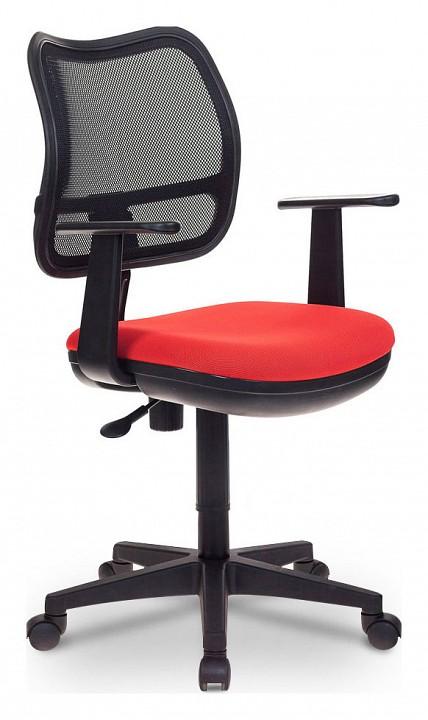 Кресло компьютерное Бюрократ Бюрократ CH-797AXSN красное кресло бюрократ ch 797axsn красный