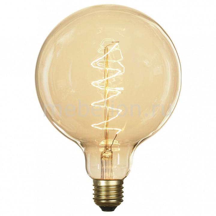 Лампа накаливания Lussole Loft E27 220В 60Вт 2800K GF-E-760