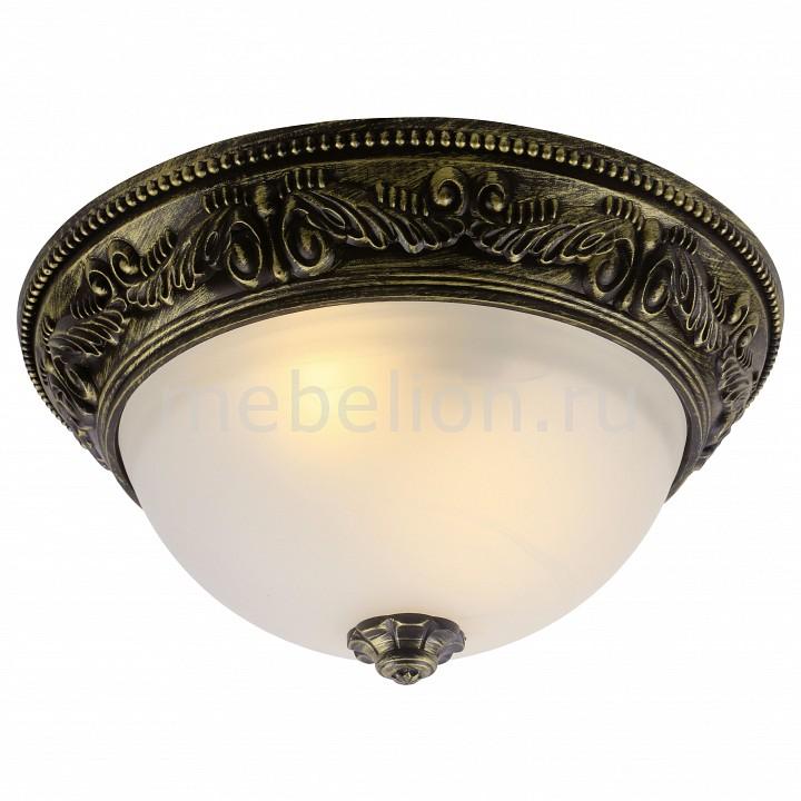 Накладной светильник Arte Lamp Piatti A8010PL-2AB arte lamp piatti a8003pl 2ab