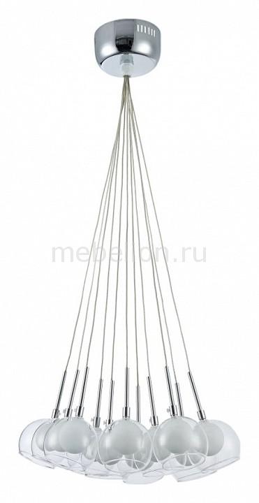 Подвесной светильник Freya Carmela FR5175-PL-11-CH подвесная люстра freya carmela fr5175 pl 11 ch
