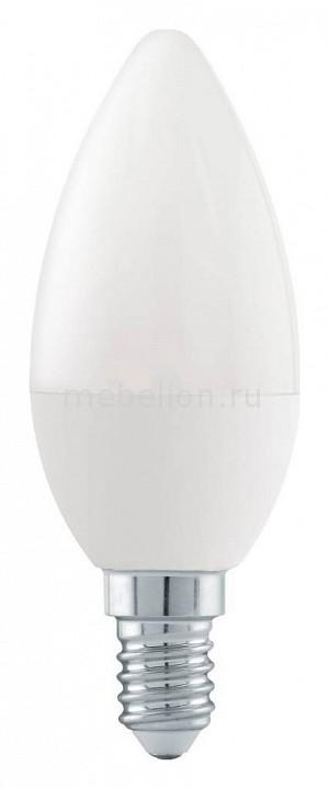 Купить Лампа светодиодная диммируемая С37 E14 6Вт 4000K 11582, Eglo, Австрия