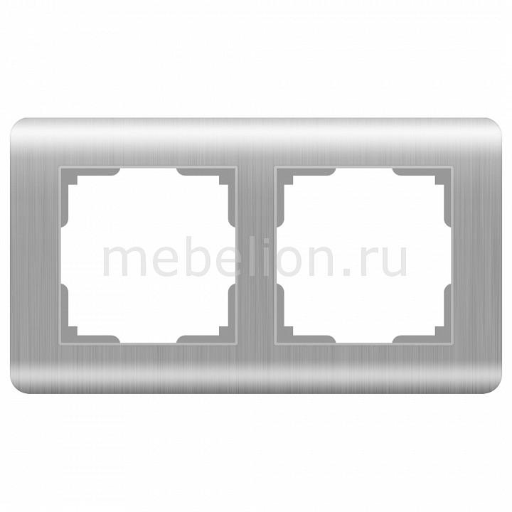 Рамка на 2 поста Werkel Stream WL12-Frame-02 цена