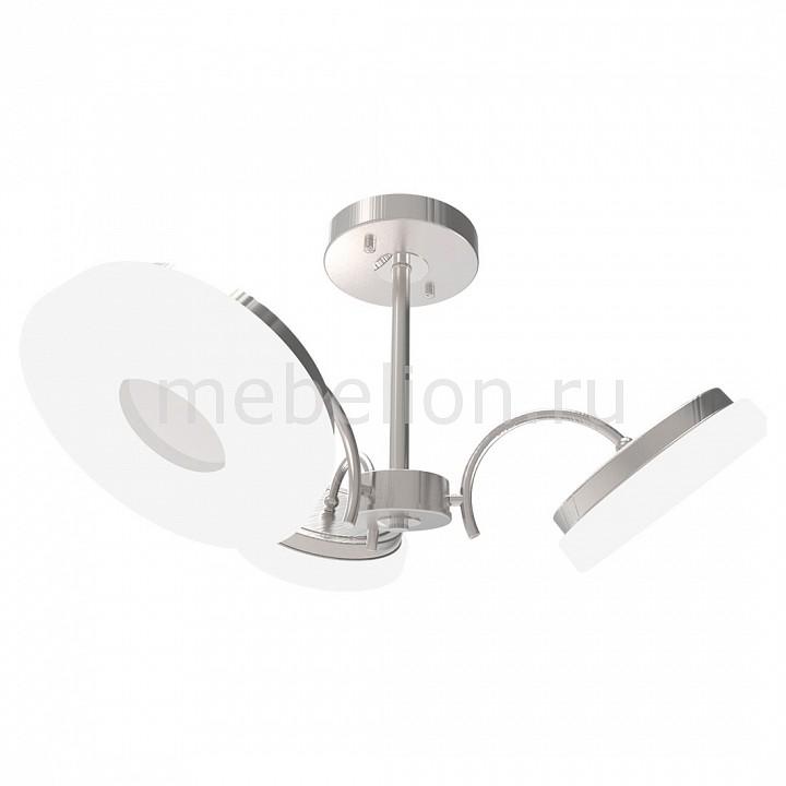 Люстра на штанге IDLamp Frittelle 107/3PF-LEDWhitechrome торшер idlamp frittelle 107 1p ledwhitechrome