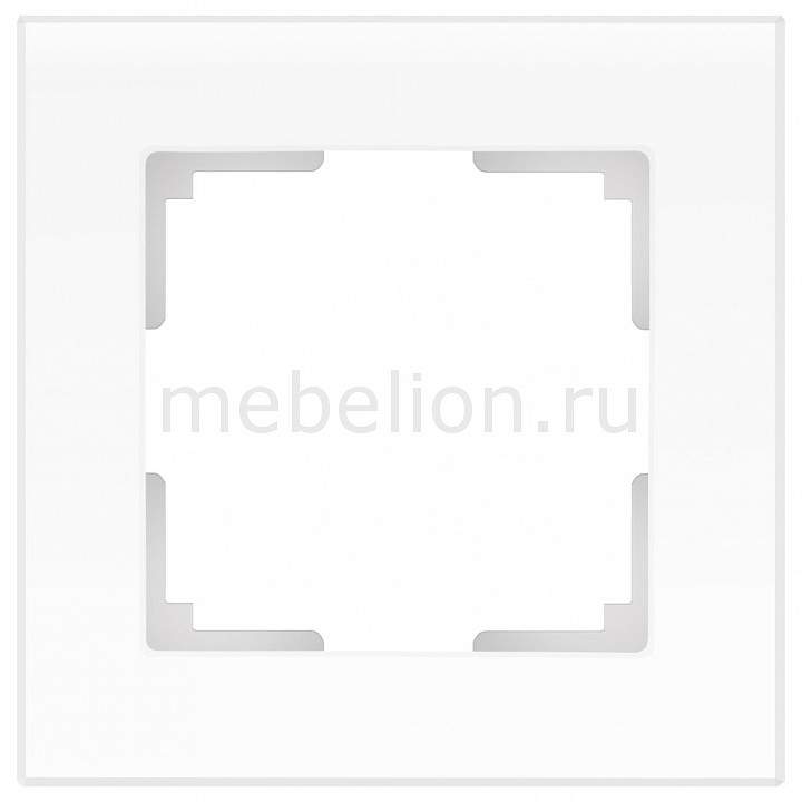 Рамка на 1 пост Werkel Favorit WL01-Frame-01 laptop replacement keyboard with frame for dell pn pk130of1a00 pk130of4a10 90 4ic07 c01 90 4ic07 a1d,us layout black