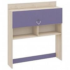 Надстройка для стола Аватар СМ-201.09.001 каттхилт/лаванда