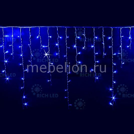 Светодиодная бахрома RichLED RL_RL-i3_0.9F-CW_B от Mebelion.ru