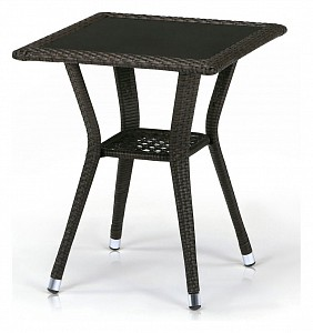 Стол обеденный T25-W53-50x50 Brown