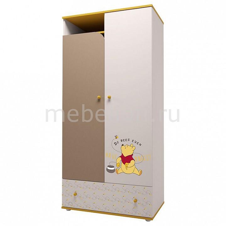 Шкаф платяной Polini kids Disney baby двухсекционный