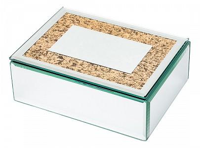 Шкатулка для украшений (16x12x6 см) Luxury 453-115