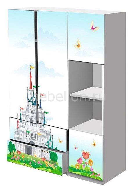 Шкаф платяной Замок ШПЗ01