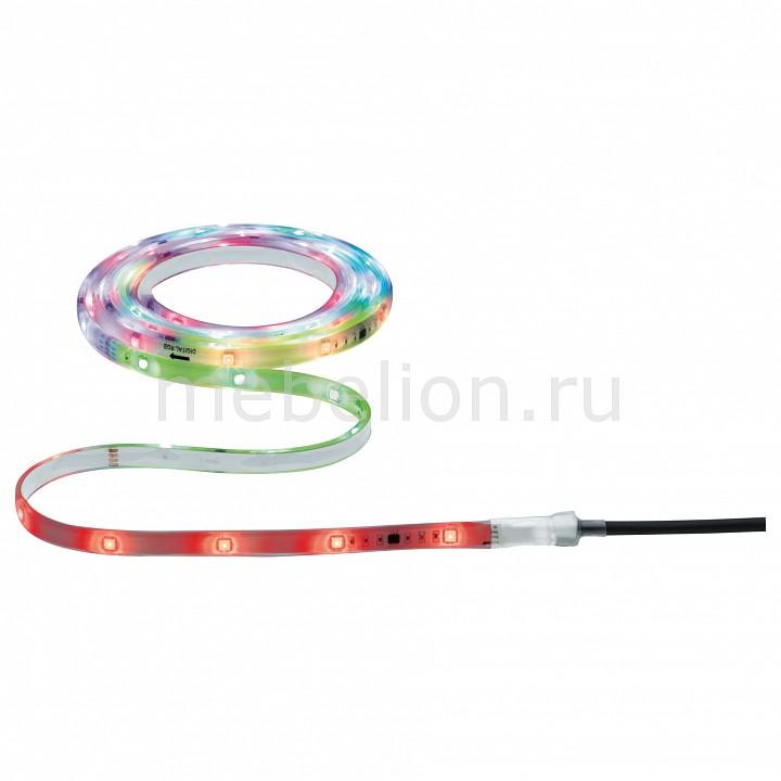 Купить Комплект с лентой светодиодной [3 м] WaterLED 70698, Paulmann, белый, полимер