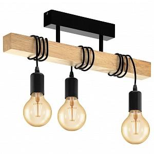 Потолочный светильник 3 лампа Townshend EG_32915
