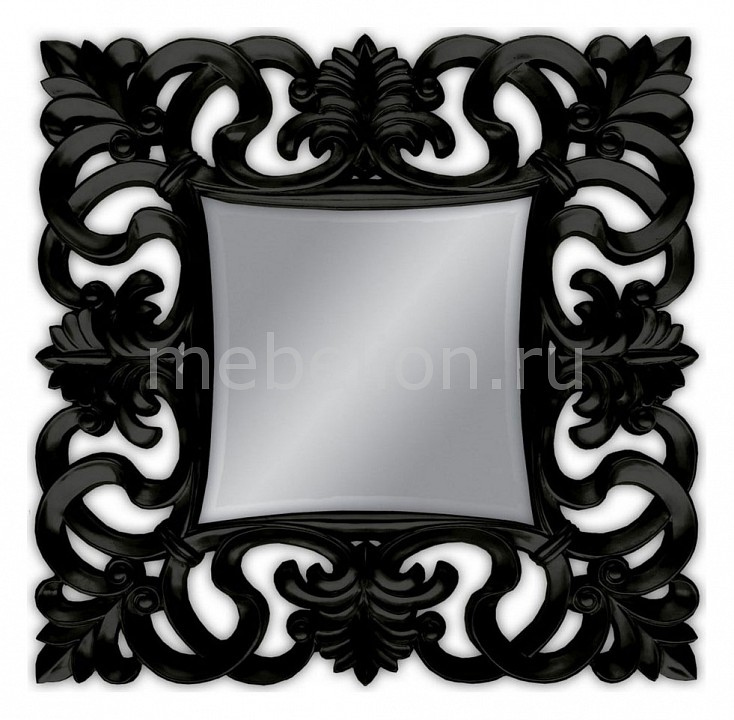 Зеркало Dupen ESF_PU021_black от Mebelion.ru