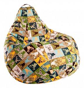 Кресло-мешок С Оленями L