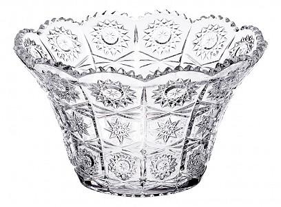 Чаша декоративная (17х10 см) Muza Crystal 695-015