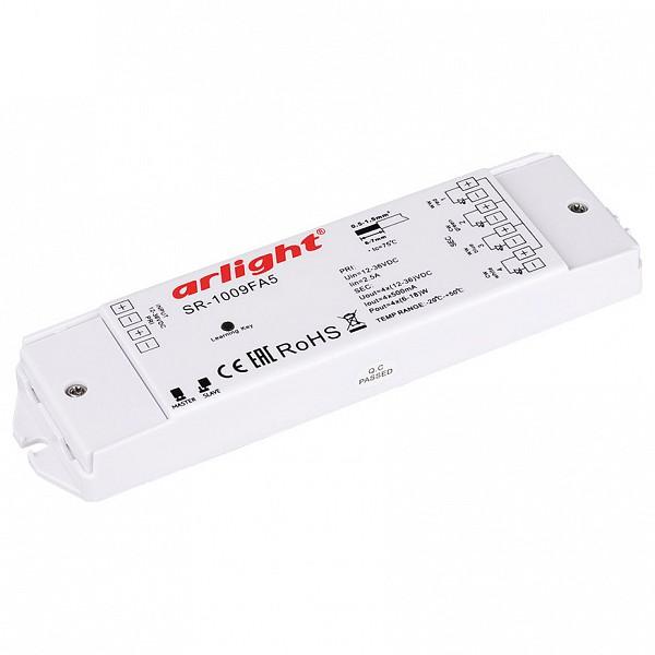 Контроллер-регулятор цвета RGBW SR-1009FA5 (12-36V, 4x500mA)