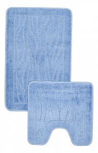 Набор из 2 ковриков для ванной РР