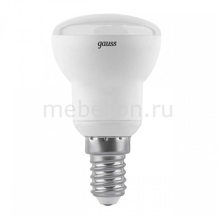 Купить Лампа светодиодная E14 4Вт 150-265В 3000K 106001104, Gauss, Китай