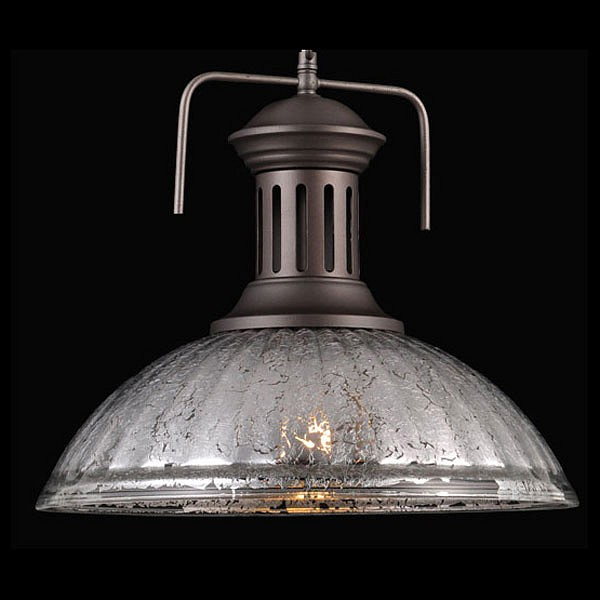 Подвесной светильник Industrial INDUSTRIAL 71017A/1P ANTIQUE GRAY фото