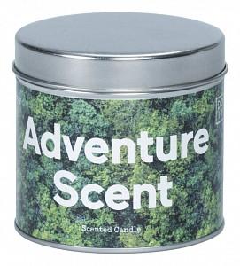 Свеча ароматическая (8.5х8 см) Adventure DYSCECAAD
