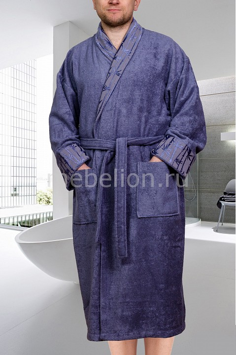 Халат мужской  (XL) ELIZA