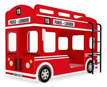 Детская кровать London Bus LD_43216