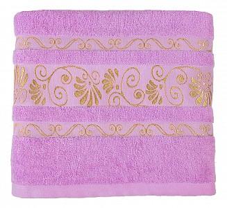 Банное полотенце (70х140 см) Пальметта