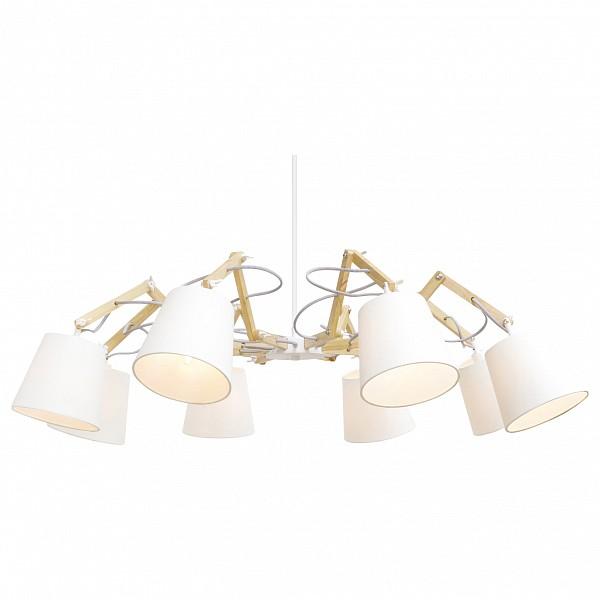 Подвесная люстра Pinocchio A5700LM-8WH Arte Lamp  (AR_A5700LM-8WH), Италия