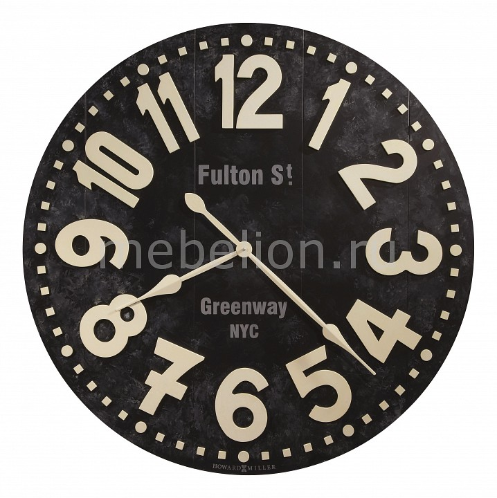 Настенные часы Howard Miller (91 см) Howard Miller 625-557 heck howard l advanced signal integrity for high speed digital designs