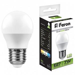 Лампа светодиодная LB-95 E27 220В 7Вт 4000K 25482