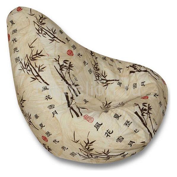 Кресло-мешок Стебли бамбука II