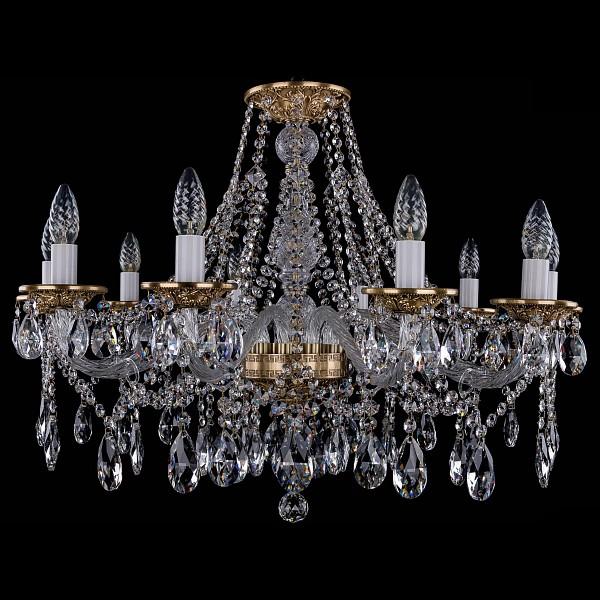Подвесная люстра 1613/10/300/FP Bohemia Ivele Crystal  (BI_1613_10_300_FP), Чехия