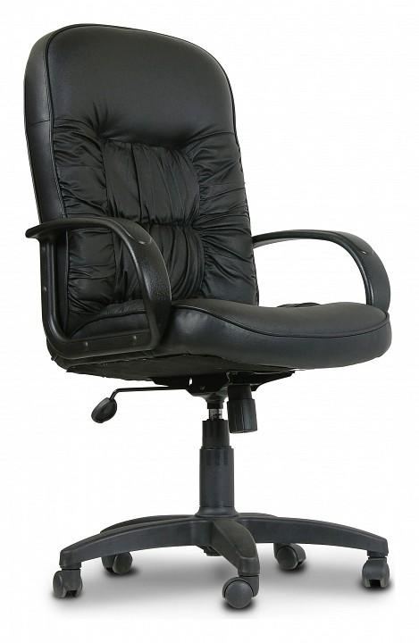 Кресло для руководителя Chairman 416 черный/черный