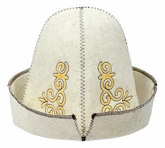 Шапка для бани универсальная Казахская