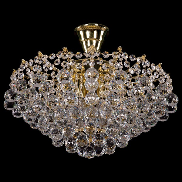 Люстра на штанге 7331/42/G Bohemia Ivele Crystal  (BI_7331_42_G), Чехия