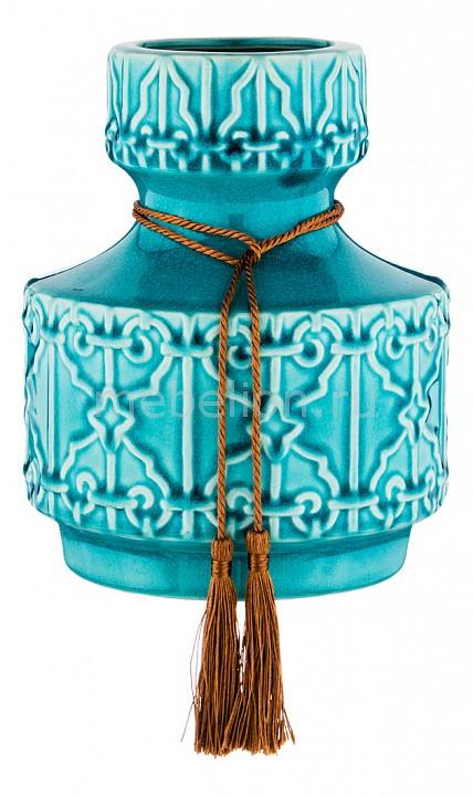 Ваза настольная АРТИ-М (20 см) Лазурь 495-4226 недорго, оригинальная цена