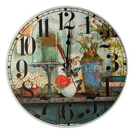 Настенные часы Акита (30 см) C452 цена и фото