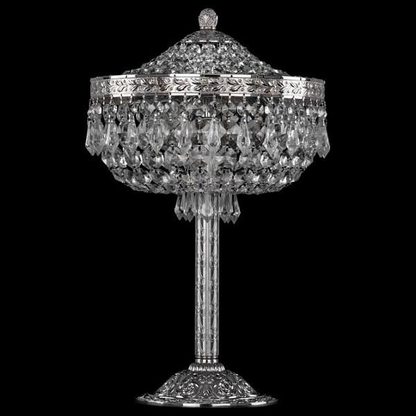 Настольная лампа декоративная 1927 19271L6/25IV Ni