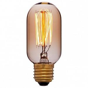 Лампа накаливания T45 E27 220В 40Вт белый теплыйK 051-934