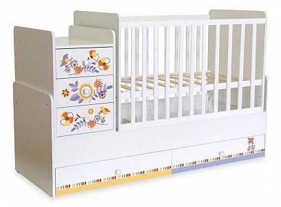 Детская кровать Polini kids Simple 1100 TPL_0001442_9_2