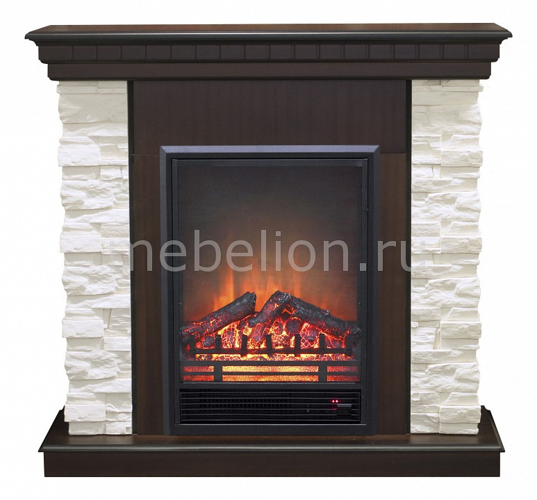 Электрокамин напольный Real Flame (108х400х101 см) Elford 00010011152 real flame elford fobos