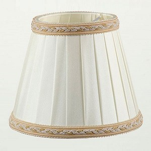 Плафон текстильный Lampshade LMP-WHITE3-130
