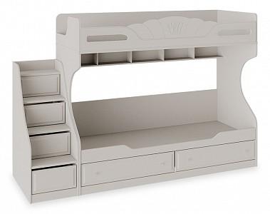Кровать двухъярусная Сабрина СМ-307.11.001