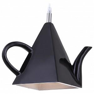 Подвесной светильник Cafeteria A6604SP-1BK
